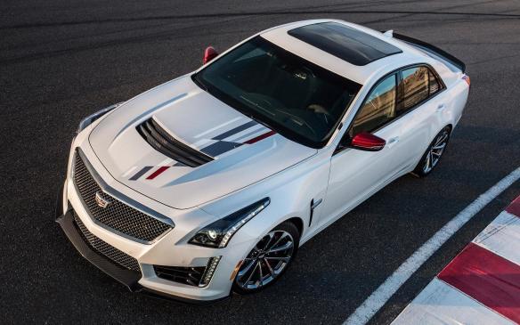 <p>2018 Cadillac CTS-V-Championship Edition</p>