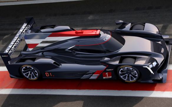 <p>2017 Cadillac DPi VR RaceCar</p>