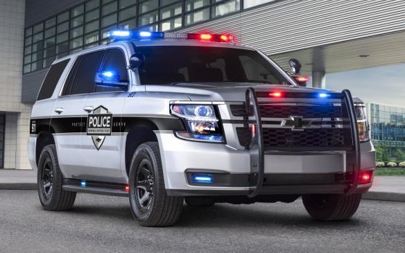 <p>2018 Chevrolet Tahoe PPV</p>