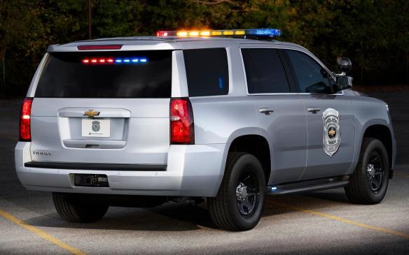 <p>2015 Chevrolet Tahoe PPV</p>