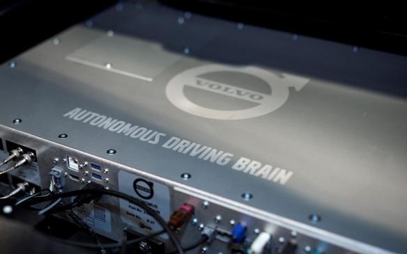 <p>Drive Me Volvo XC90 Autonomous Driving Brain</p>