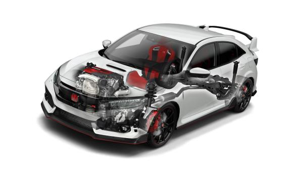 <p>Honda Civic Type-R made WardsAuto Top-10 for its 2.0L VTEC Turbocharged DOHC 4-Cyl.</p>