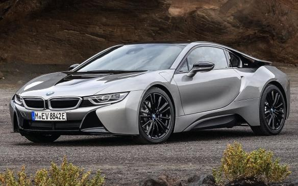 <p>BMW i8 Coupe</p>