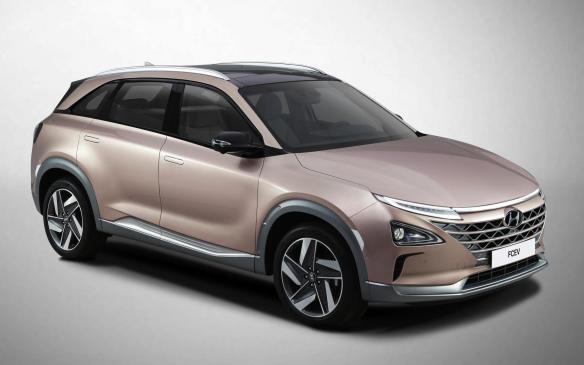 <p>Hyundai next-generation FCEV</p>