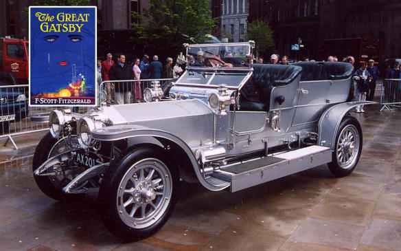 "<p>In the early days of the automobile, there was a lot of curiosity about how revolutionary the horseless carriage could become. Set in 1922, The Great Gatsby is a novel about social interaction, decadence, idealism, excess and The American Dream during the Roaring Twenties. The titular character's ""rich cream"" coloured Rolls Royce is central to the story for helping to bring guests to his summer weekend parties, and for its role in the climactic car crash that brings about the death of three characters. Although it's never stated outright, the most plausible theory is that it's a 1922 40/50 Silver Ghost according to the description narrator Nick Carraway offers — ""swollen here and there in its monstrous length with triumphant hat-boxes and supper-boxes and tool-boxes, and terraced with a labyrinth of wind-shields."" (Credit: Wikipedia/Malcolma)</p> <p><a href=""http://amzn.to/2FC7umH"">Buy The Great Gatsby at Amazon.ca</a></p>"