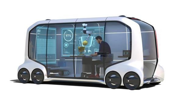 <p>Toyota e-Palette Concept mobile-workshop</p>