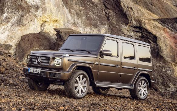 <p>While it may not look much different to non-aficionados of the boxy model, the 2019 Mercedes-Benz G-Class revealed at the show on Sunday is all-new in almost every detail. Bigger, lighter and more luxurious, it is said to offer improved performance in on-road handling, off-road performance, passenger comfort and telematics.</p>