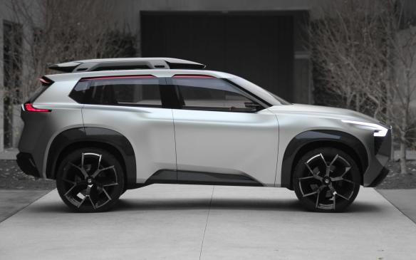 <p>Nissan Xmotion Concept</p>