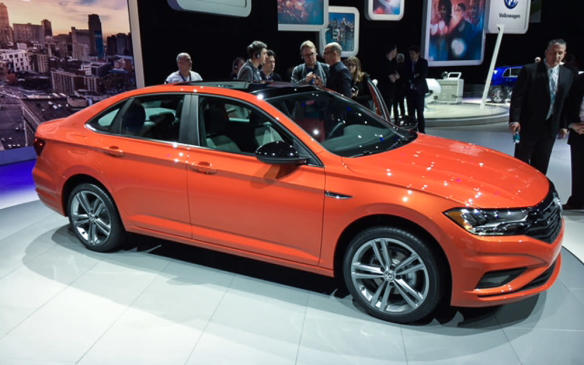 "<p>The all-new <a href=""https://autofile.ca/en-ca/auto-news/vw-introduces-bigger-better-less-expensive-jetta"">2019 Jetta</a> is built on Volkswagen's MQB platform, the Group's modular front-engine, front-wheel drive (or all-wheel-drive) architecture that is also used for the Golf, Passat and Tiguan, and Audi A3 and TT, among 24 models. That means it's bigger all around, with the wheels pushed out farther to the corners, which means more interior space. The new Jetta sports a bold new face with LED lighting, a sleek coupe-like profile with a sloping roofline that doesn't impact rear-seat headroom, and a driver-focused, modern interior design.</p>"
