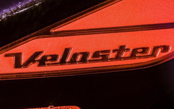 <p>2019 Hyundai Veloster logo</p>