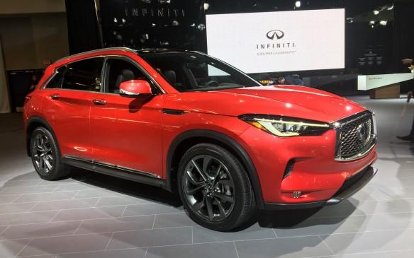 <p>2018 Montreal International Auto Show</p>