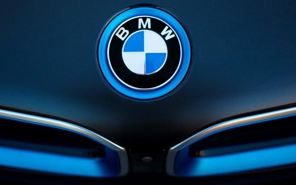 <p>BMW i8 grille</p>