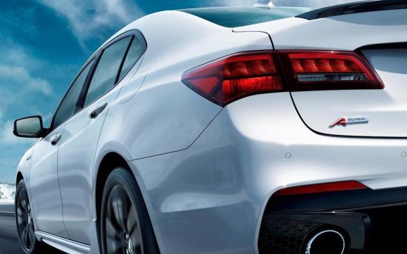 <p>2017 Acura TLX A-Spec</p>