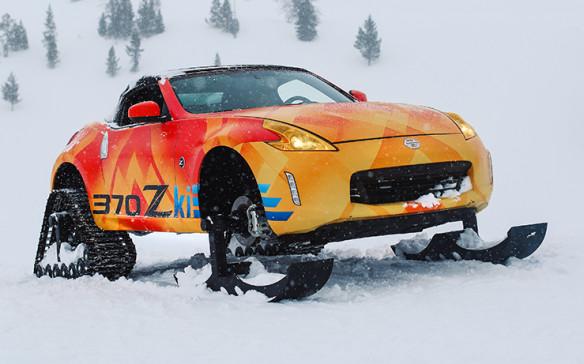 <p>Nissan 370Zki concept</p>