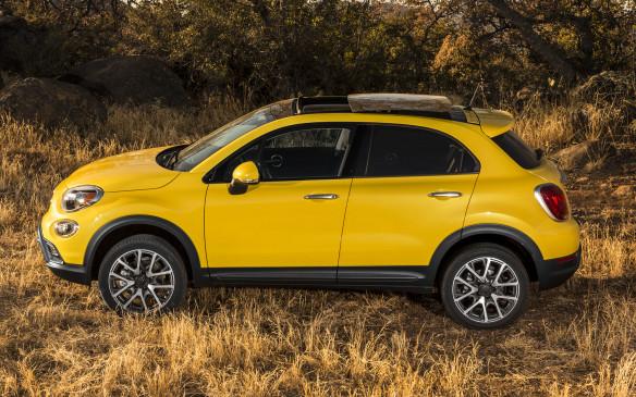 <p>2018 Fiat 500X</p>