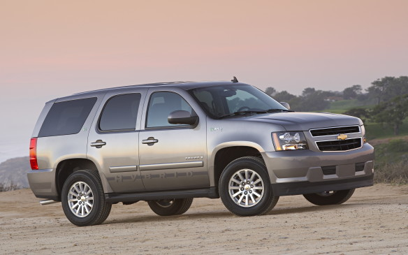 <p>The Chevrolet Tahoe is an old-school sport utility vehicle with seating for up to nine occupants, which can also tow big toys with the best of them. Even though it's built on the Silverado's pickup-truck foundations, the Tahoe's driving characteristics are quite refined. The 2014 model year represents the last of the previous-generation Tahoe, but the truck still sold like proverbial hotcakes in the U.S. Cross-border shopping by American truck buyers likely boosted the Tahoe's resale value on this side of the border. Trucks and crossover/SUVs retained their value much better (up to 73%) than cars, reflecting the strong market demand that exists in North America these days. The other two better-than-average big SUVs are the <strong>Toyota Sequoia</strong> and the extended-length Tahoe, the <strong>Chevrolet Suburban</strong>.</p>