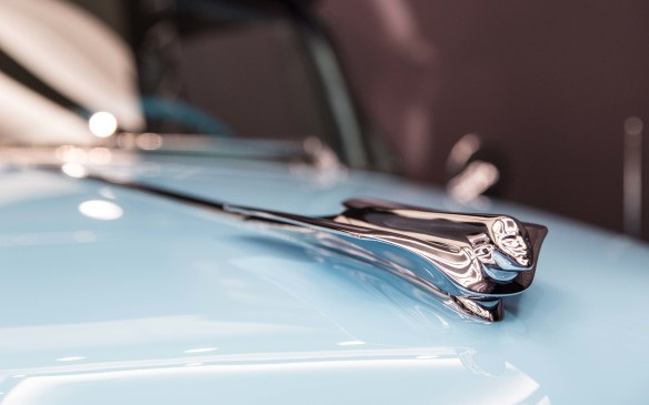 <p>The collection of cars is eclectic, with such seldom-seen beauties as this 1953 Cadillac Eldorado convertible – the first model to bear the Eldorado name. It was also the first production car to feature a wraparound windshield and included such other deluxe features as wire wheels, power windows, windshield washers.</p>