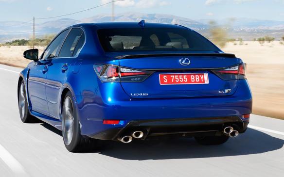 <p>Lexus GS F</p>
