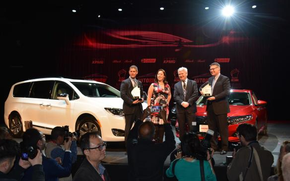 <p>2018 AJAC Canadian Car of the Year Awards</p>