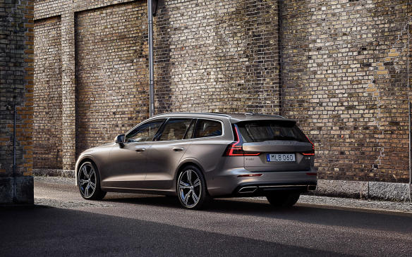 <p>The latest addition to Volvo's long history of practical and handsome station wagons</p>