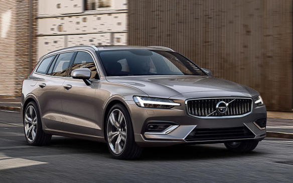 The latest addition to Volvo's long history of practical and handsome station wagons