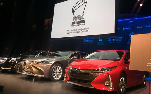 AJAC Technology Awards - 2018