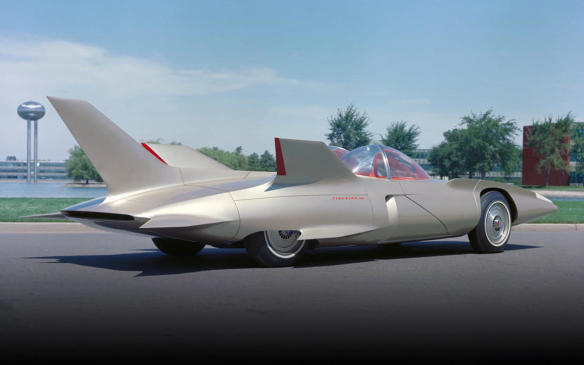 "<p>Not just a hollow showpiece, as many concepts are, the Firebird III was a fully-engineered runner. To prove the point, <a href=""https://gmheritagecenter.com/videos/1950/1958_Firebird_III.html"">GM produced a Hollywood-style film</a> of the car's development that included testing both at the company's Mesa, Arizona proving ground and on a public freeway in the Detroit area.</p>"