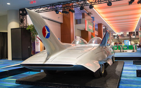 <p>Arguably, no other concept car before or since has broken as much new ground or looked as spectacular in doing so as the Firebird III. As proof of that point, 60 years on, it still looks futuristic!</p>