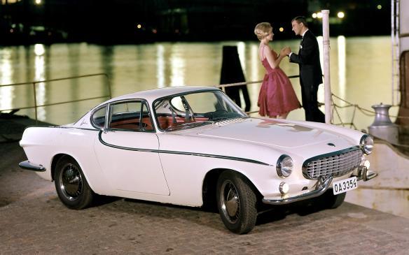 <p>1961 Volvo P1800</p>
