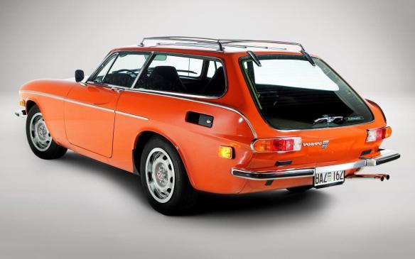 <p>1973 Volvo 1800 ES</p>