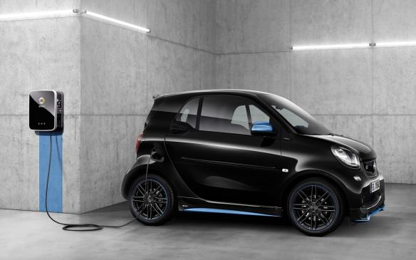 <p>Smart EQ Fortwo coupe</p>