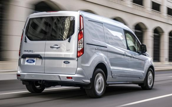 <p>2019 Ford Transit Connect</p>