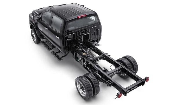 <p>2019 Chevrolet Silverado 4500HD</p>