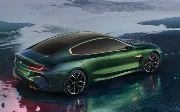<p>BMW Concept M8 Gran Coupe</p>