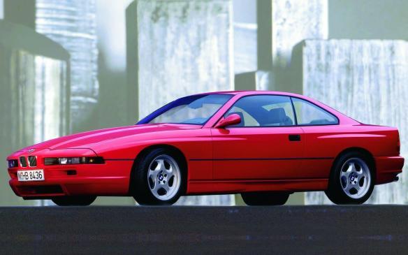 <p>1989 BMW 8 Series</p>