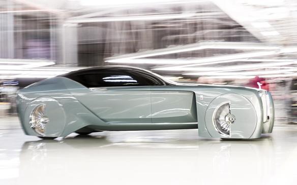 <p>Rolls-Royce VISION NEXT 100</p>