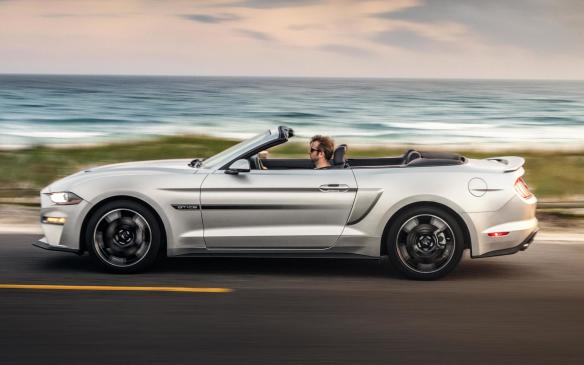 <p>2019 Ford Mustang GT California Special</p>