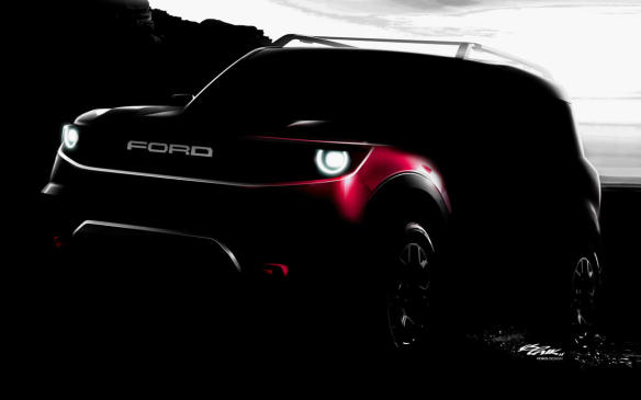 Ford Future Off-Road SUV