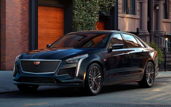 <p>Cadillac CT6 V-Sport</p>