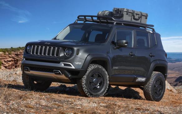 <p>Jeep B-ute Concept</p>