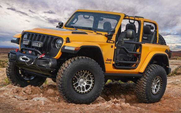 <p>Nacho Jeep Concept</p>