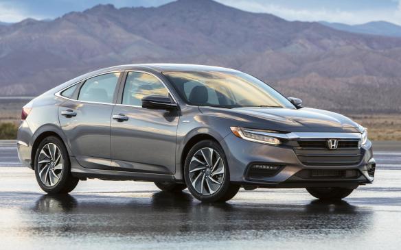 <p>2019 Honda Insight</p>