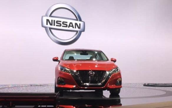 <p>2019 Nissan Altima</p>