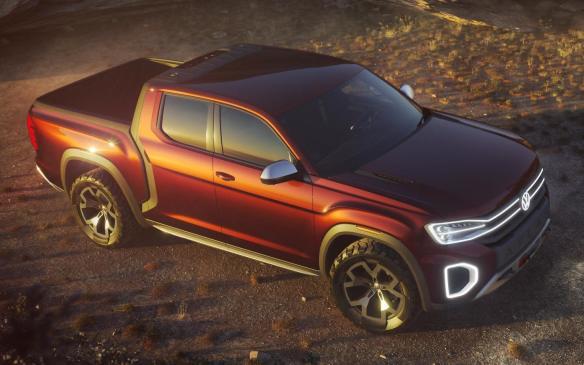 <p>VW Tanoak Concept</p>