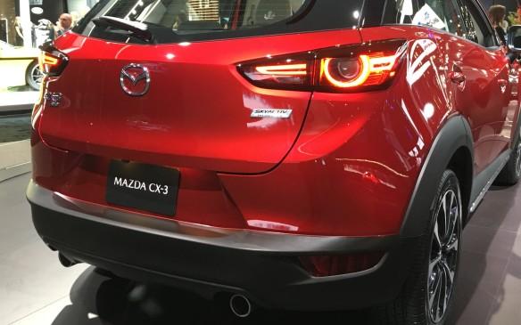 <p>2019 Mazda CX-3</p>