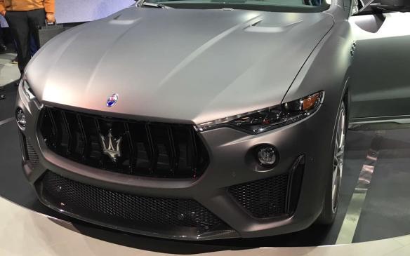 <p>Maserati Levante Trofeo</p>