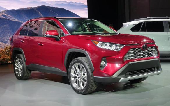 <p>2019 Toyota RAV4 Limited</p>