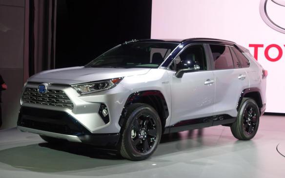 <p>2019 Toyota RAV4 Hybrid</p>