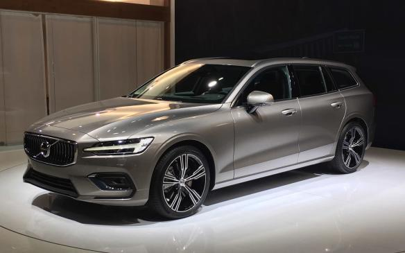 <p>2019 Volvo V60</p>