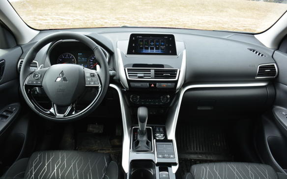 <p>The drive is nice and relaxing, but the comfort and design of the interior will make you second guess whether you're in a Mitsubishi – and that's a good thing. The Eclipse Cross is a refreshing new take on the mundane Mitsubishi interiors of yesteryear, with comfortable seats, ample gadgets and refined touches surrounding a wraparound cockpit design.</p>